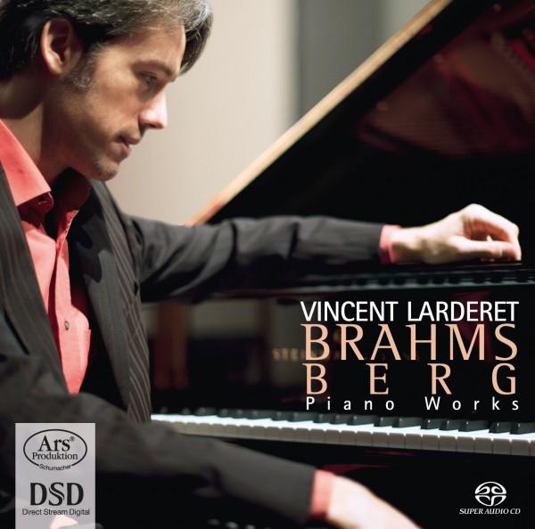 Booklet ARS SACD-CD Brahms -Berg - 2016