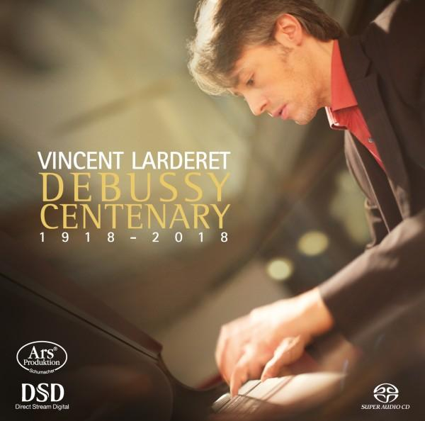 "Booklet ARS SACD-CD ""Debussy Centenary"""