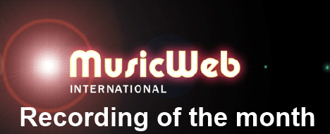 Music web - Recording of the month