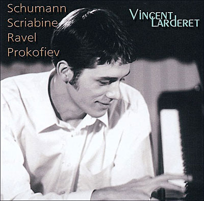 SCHUMANN, SCRIABIN, RAVEL, PROKOFIEV CD